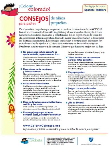 Consejos De Lectura Para Padres Colorín Colorado