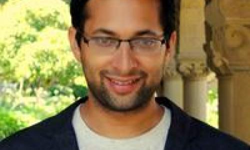 Headshot of Praveen Shanbhag.