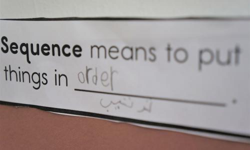 Sequence definition