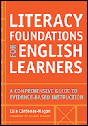 Literacy Foundations for English Learners