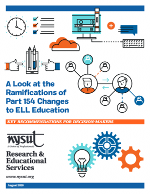 A Look at the Ramifications of Part 154 Changes to ELL Education