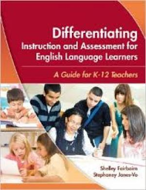 Esol differentiated instruction presentation.