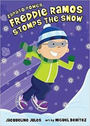 Zapato Power: Freddie Ramos Stomps the Snow