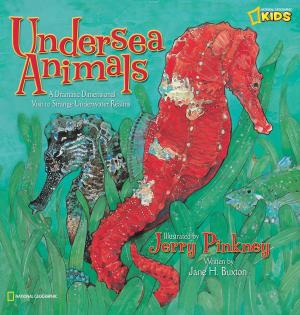 Undersea Animals: A Dramatic Dimensional Visit to Strange Underwater Realms