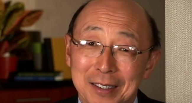 headshot of Dr. Kenji Hakuta