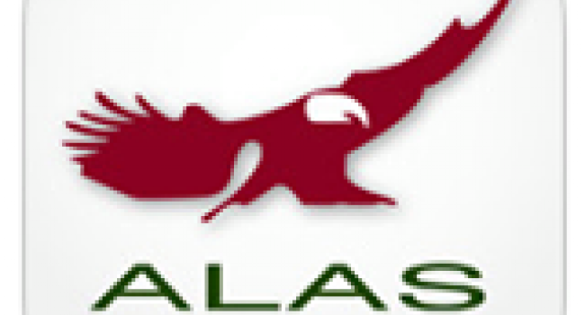 ALAS logo of an eagle.