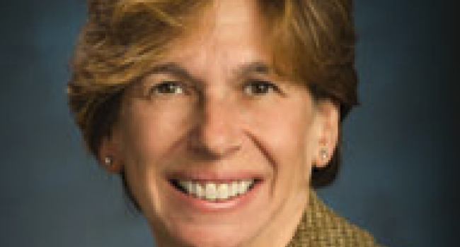 Headshot of American Federation of Teachers' President Randi Weingarten.