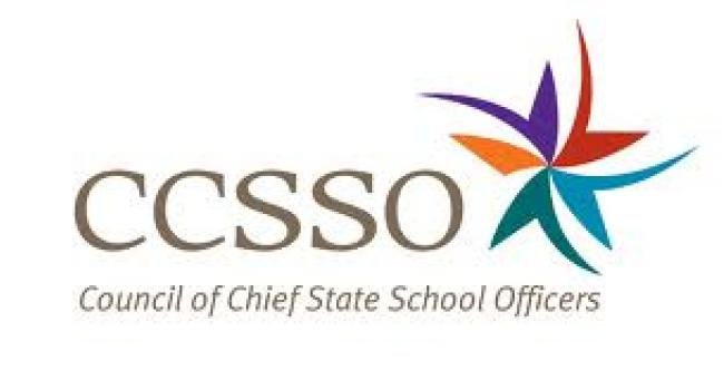 Council of Chief State School Officers logo.
