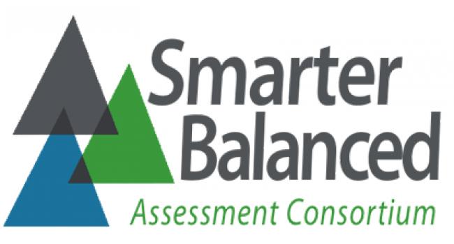 Smarter Balanced Assessment Consortium logo.