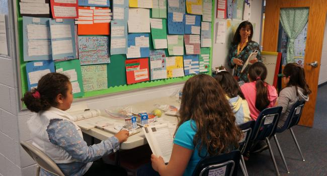 Accommodating esl students in the classroom